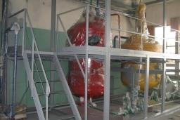 Окраска резервуаров, очистка резервуаров, антикоррозионная защита резервуаров
