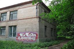 Очистка фасадов, пескоструйная обработка фасада, гидроструйная очистка фасада, до очистки